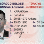turkish drivers license turkey card 150x150 - Turkish Drivers License, Foreigner application in Turkey